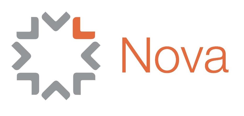 N logo white